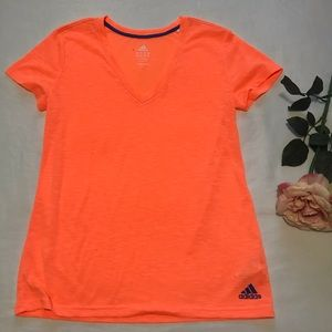 Adidas bright Short sleeve T-shirt